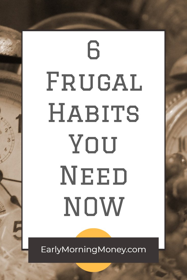 What if there were specific habits you could incorporate into your lifestyle that would almost guaranteeyou succeed at living a frugal life to the fullest? Creating a habit is like building muscle - the more you do it, the stronger you get.